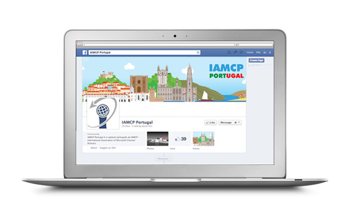 IAMCP - Convite digital e Cover para o Facebook